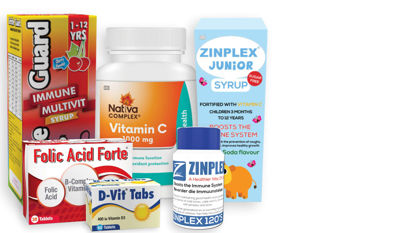 Picture of Family Immune Booster Value Pack