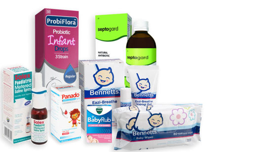 Picture of Baby Sinus Relief  Value Pack