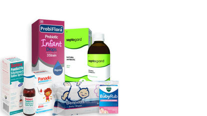 Picture of Baby Cold and Flu Value Pack