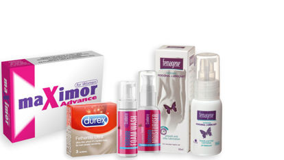 Picture of Sexual Health Value Pack - For Her 1