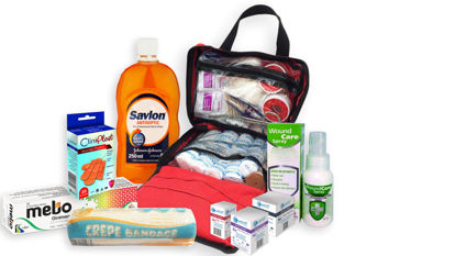 Picture of First Aid Essentials