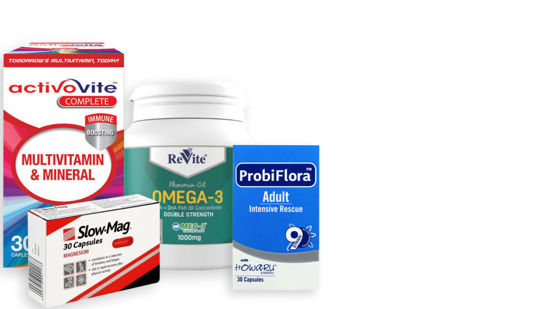 Picture of Daily Health Value Pack
