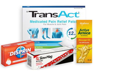Picture of Muscle Pain - Value Pack 2
