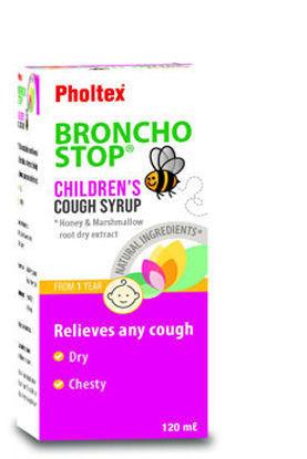 Picture of Bronchostop Children Cough 120ml