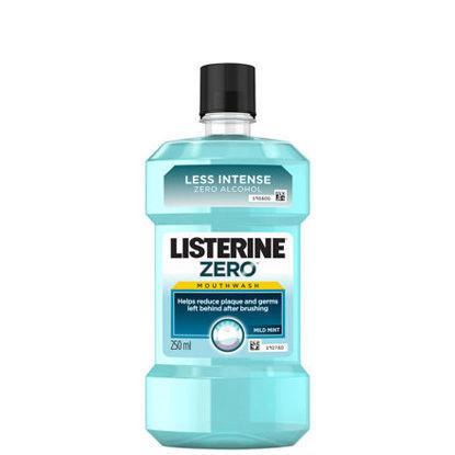 Picture of Listerine Zero Mild Mint Mouthwash 250ml
