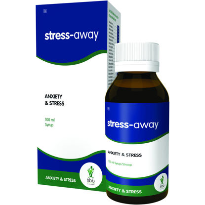 Picture of Tibb Stress-Away Syrup 100ml