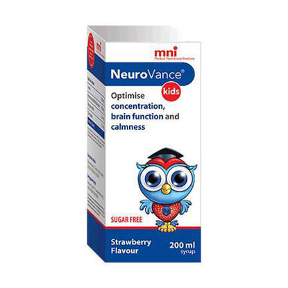 Picture of Mni NeuroVance Kids Syrup 200ml